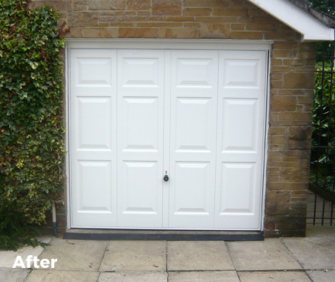 Garage Door Repair Huddersfield West Yorkshire Garage Doors