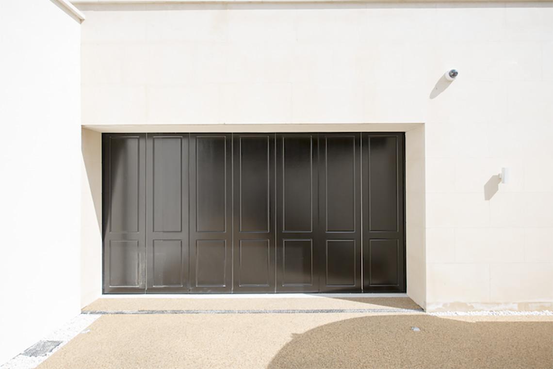 Panello Side Sectional Garage Door West Yorkshire Garage