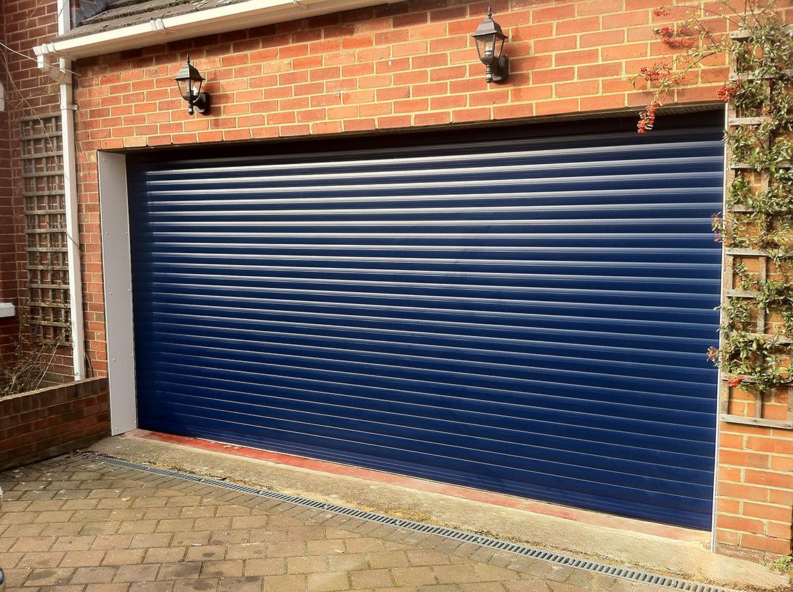 Sws 77 navy blue west yorkshire garage doors sws 77 navy blue rubansaba